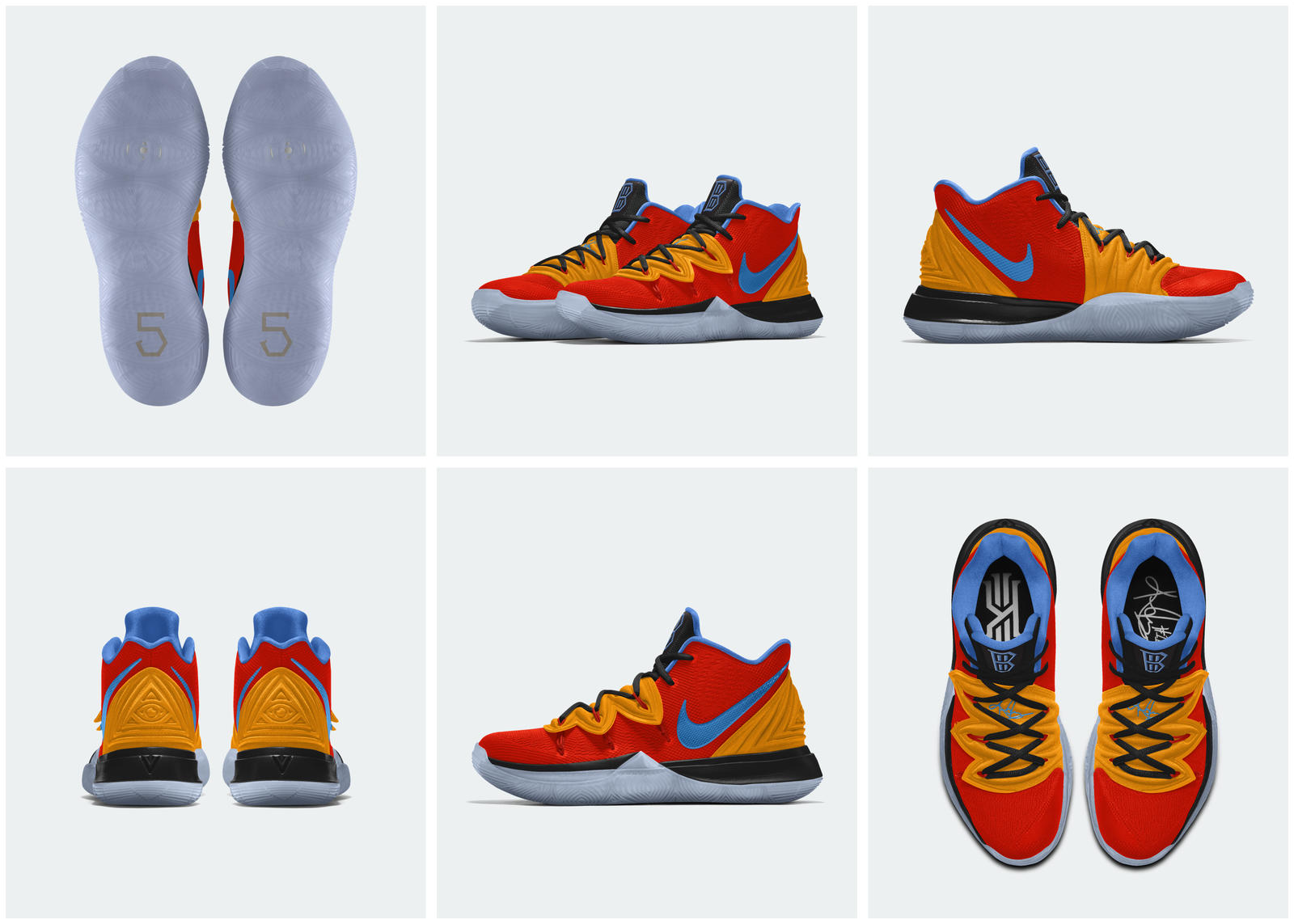 NBA Opening Week Footwear 2019-20 18
