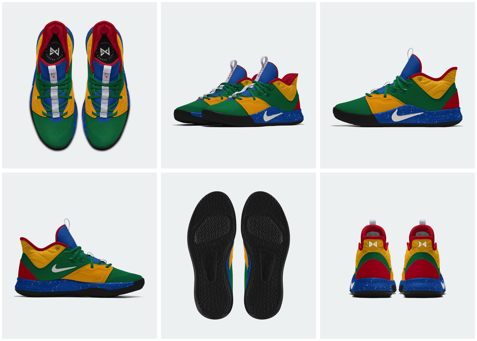 NBA Opening Week Footwear 2019-20 20