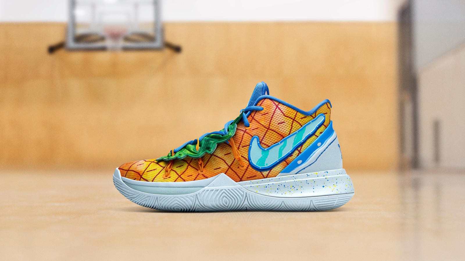 NBA Opening Week 2019-20 KYRIE 5, KD12, PG3, Air Zoom Freak 1 Official Images and Release Dates 12