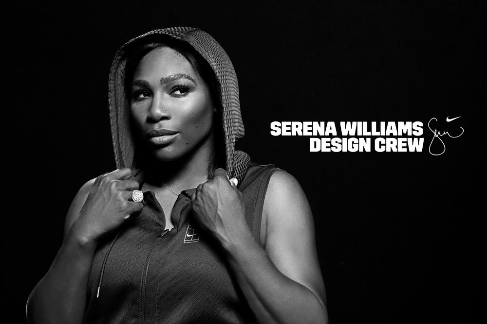 Serena Williams' Next Nike Collections will be Led by NYC Design Apprentices