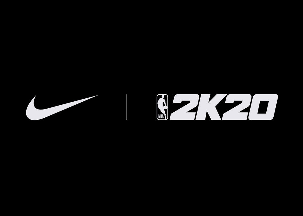 Nike Partners with 2K Sports' NBA 2K20 to Introduce Gamer Exclusive Sneakers