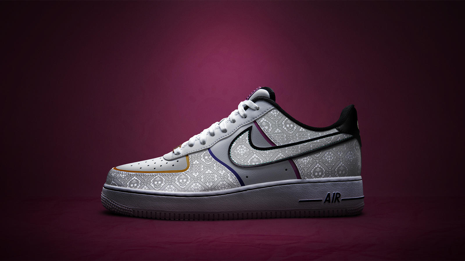 Nike Dia De Los Muertos Day Of The Dead Pack Official Release