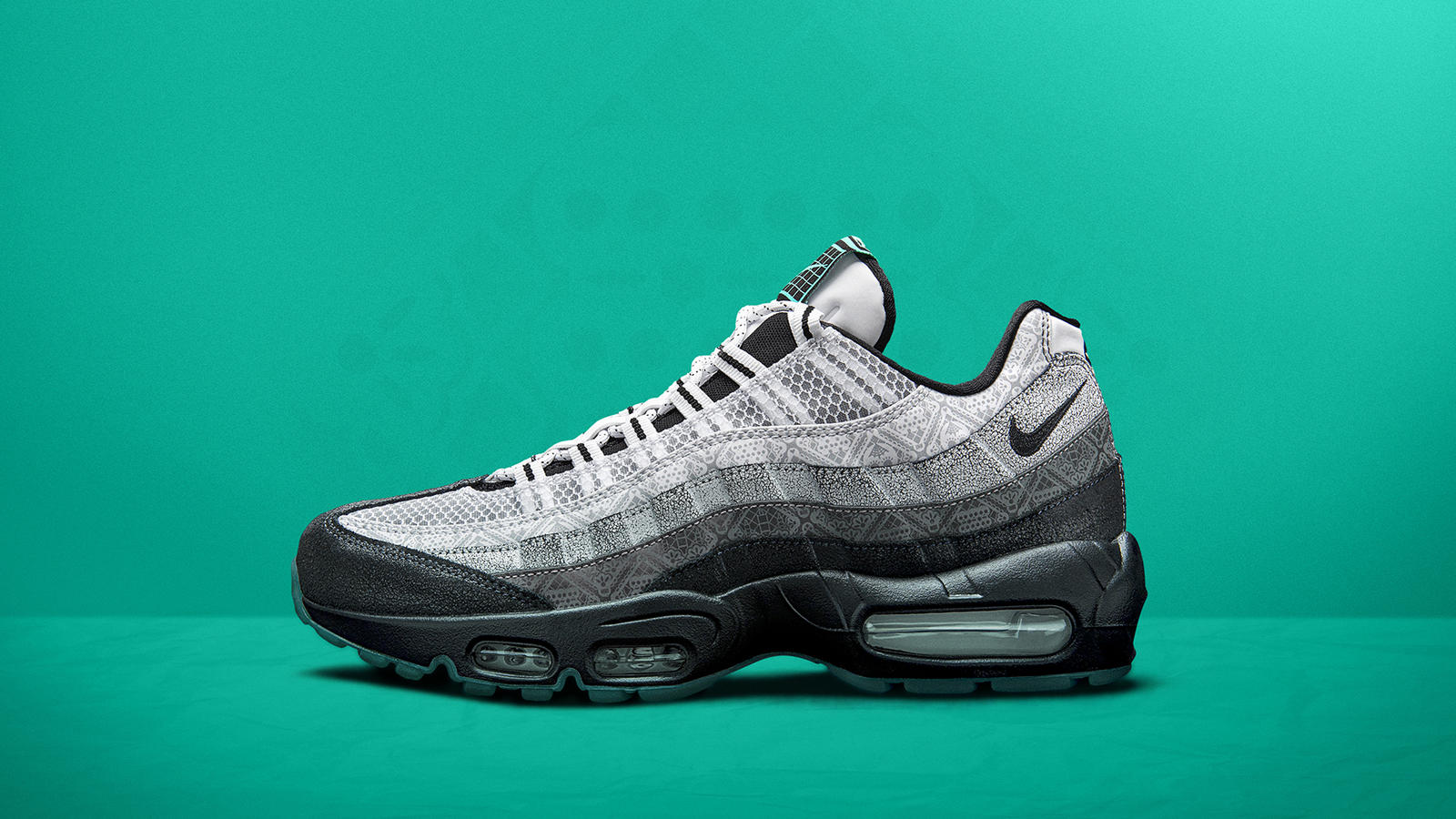 The Nike Air Max 95 Celebrates the Day of the Dead Sneaker