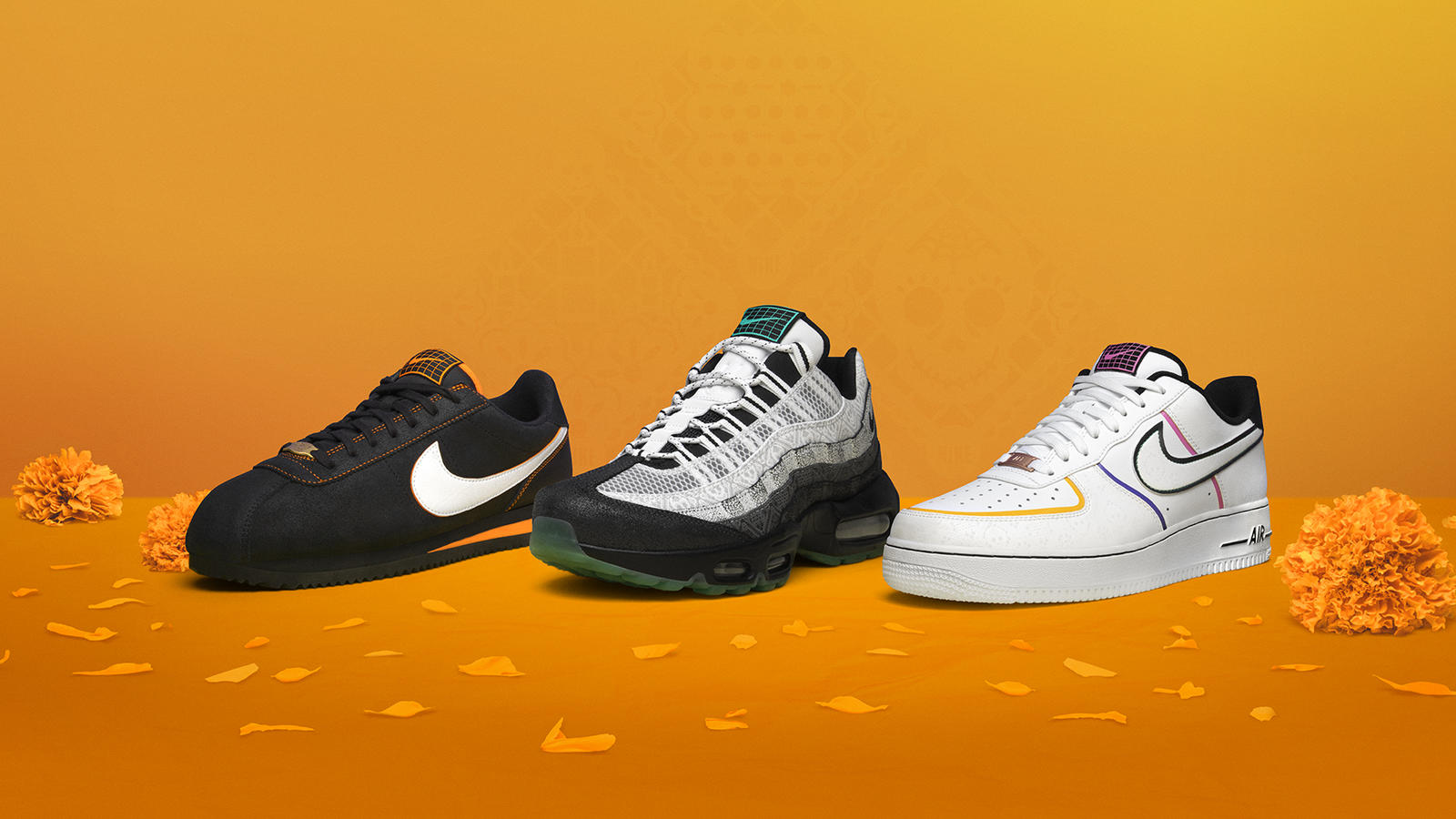 Nike Día de Los Muertos Day of the Dead Pack Official Release Details 8