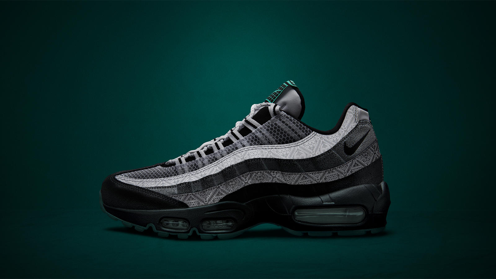 The Nike Air Max 95 Iridescent Is On The Way •