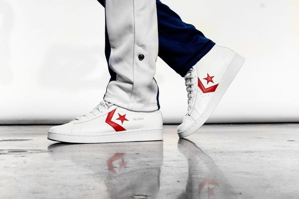 Dr. J Converse Pro Leather History