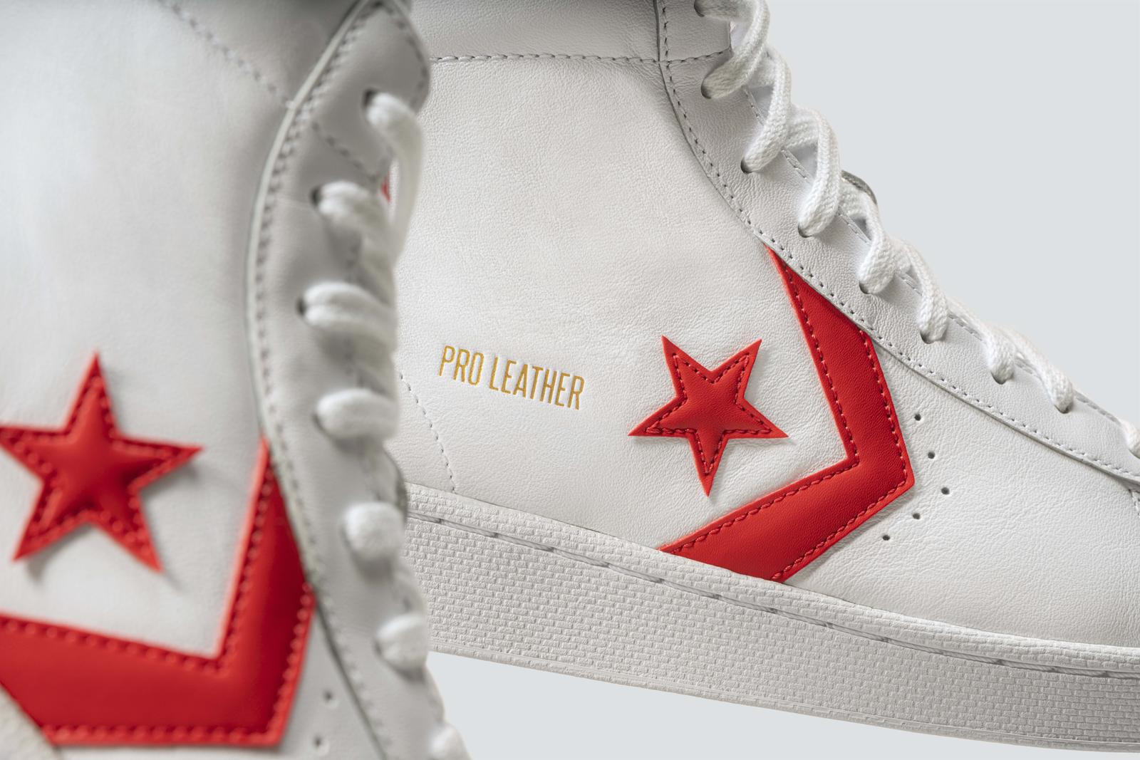 Dr. J Converse Pro Leather History  1