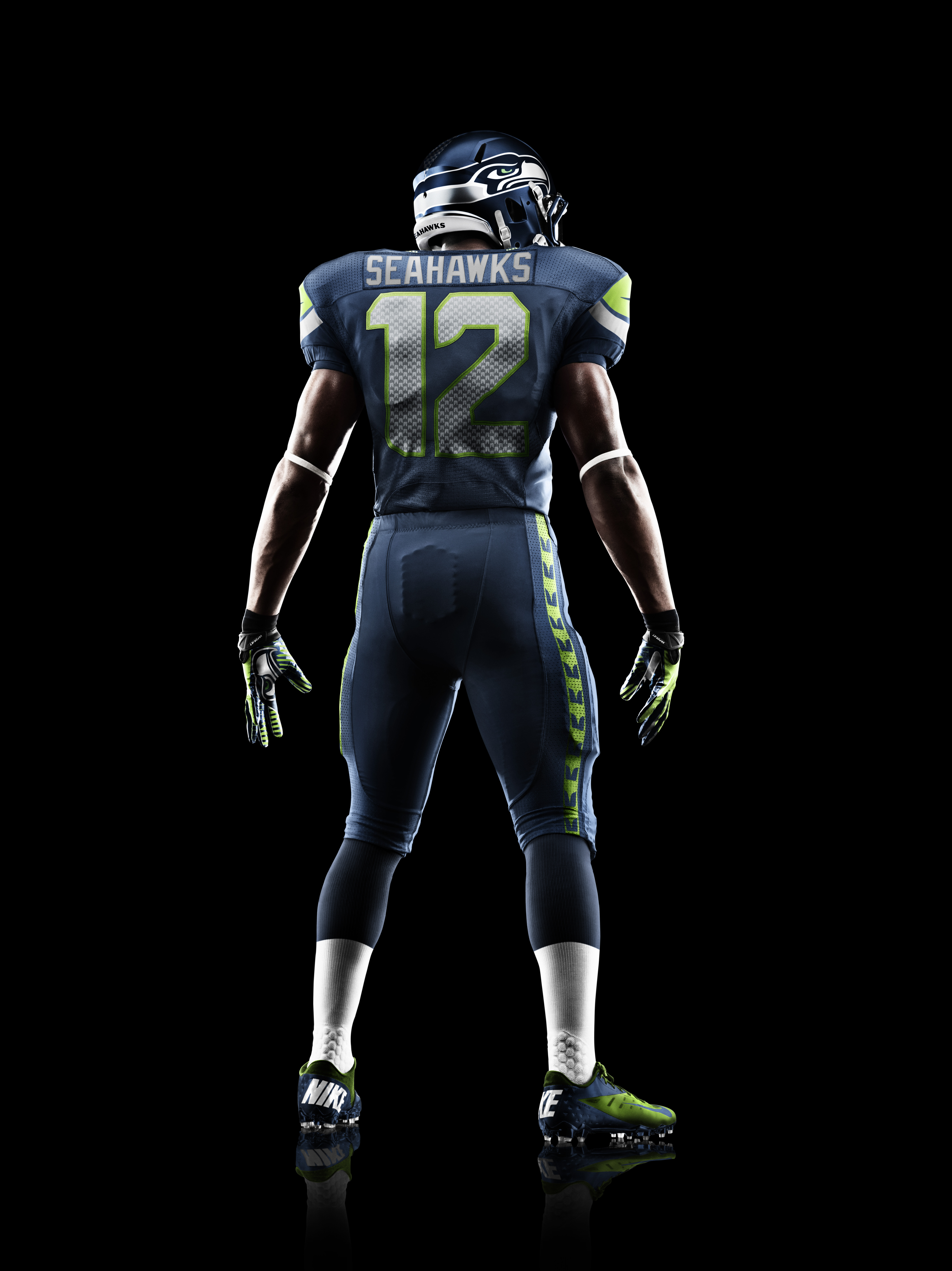 Seattle Seahawks 2012 Nike Football Uniform Nike News