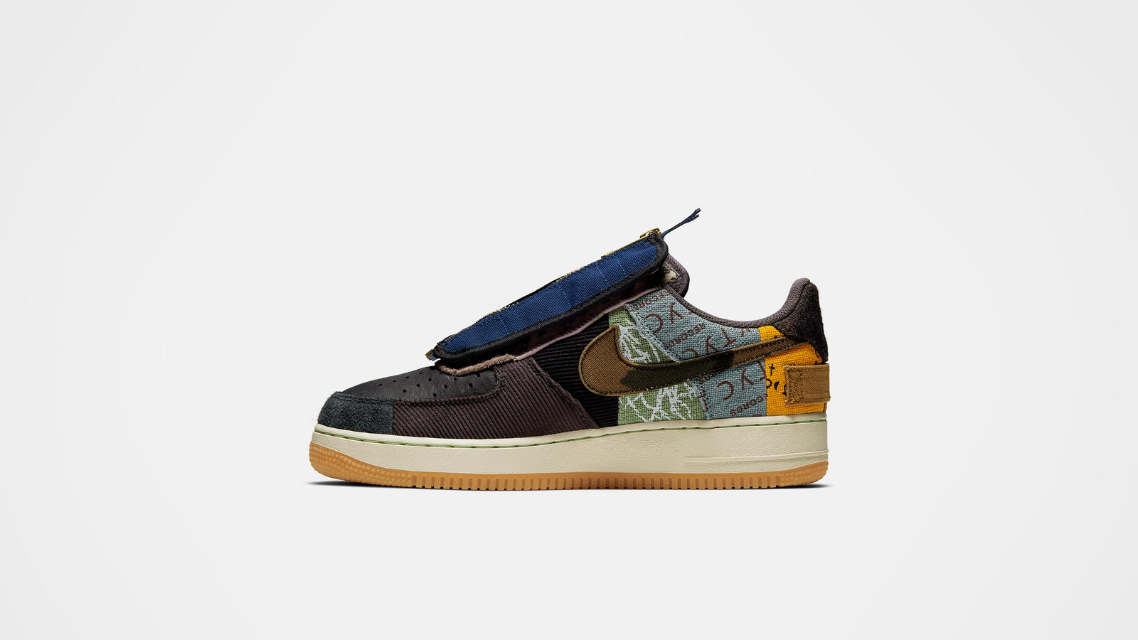 Travis Scott Cactus Jack Air Force 1 Release Details  0