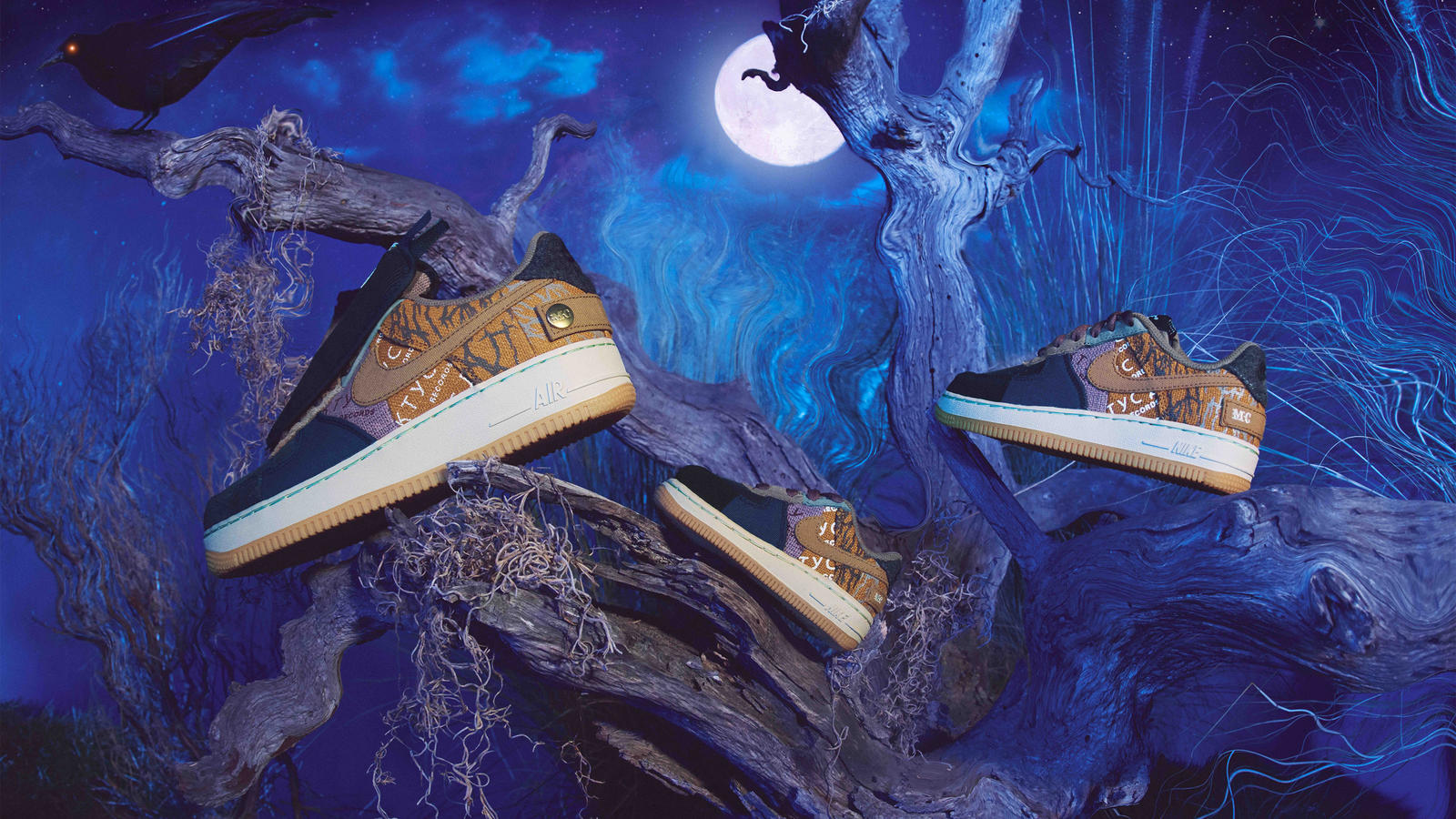Travis Scott Cactus Jack Air Force 1 Release Details  5