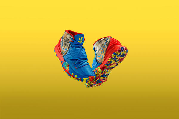 KYRIE 6 Preheat Official Images 1