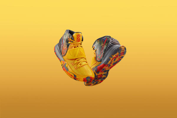 KYRIE 6 Preheat Official Images 4