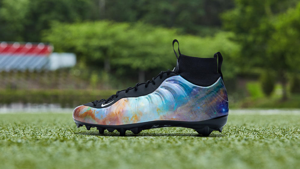 OBJ's Week 9 Pregame Cleats Get an Intergalactic Makeover