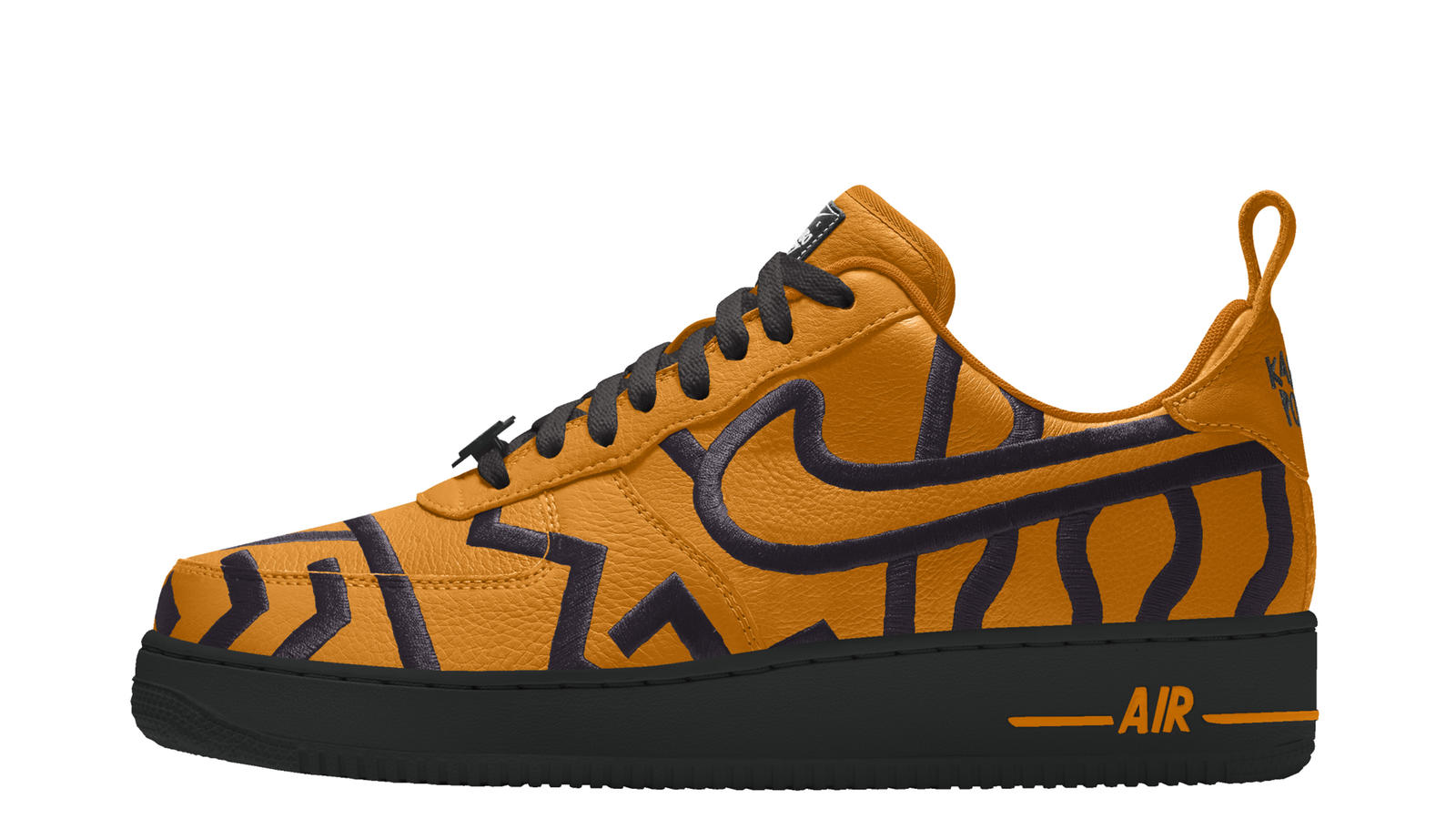 Karabo Poppy Nike By You Air Force 1 1