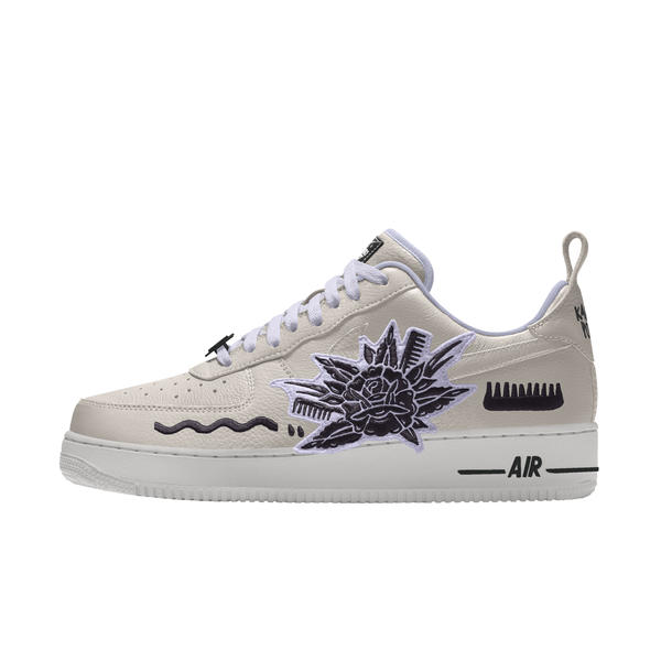 Nike By You Karabo Poppy Air Force 1 Low Official Images 3