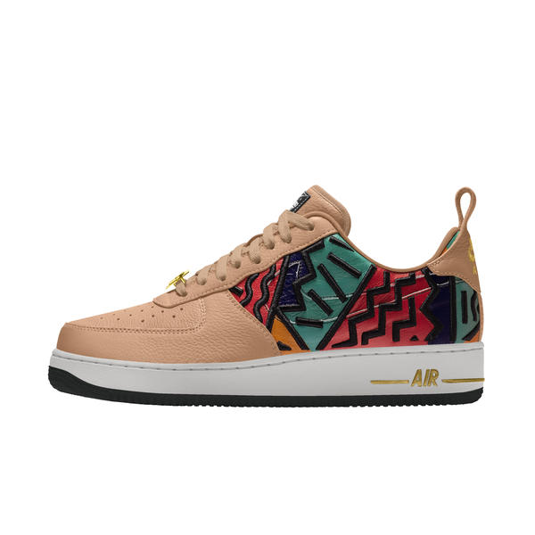 Nike By You Karabo Poppy Air Force 1 Low Official Images 5