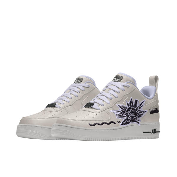 Nike By You Karabo Poppy Air Force 1 Low Official Images 8