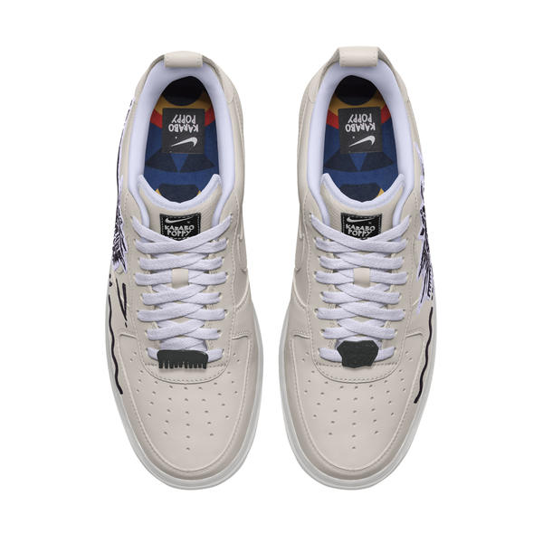 Nike By You Karabo Poppy Air Force 1 Low Official Images 10