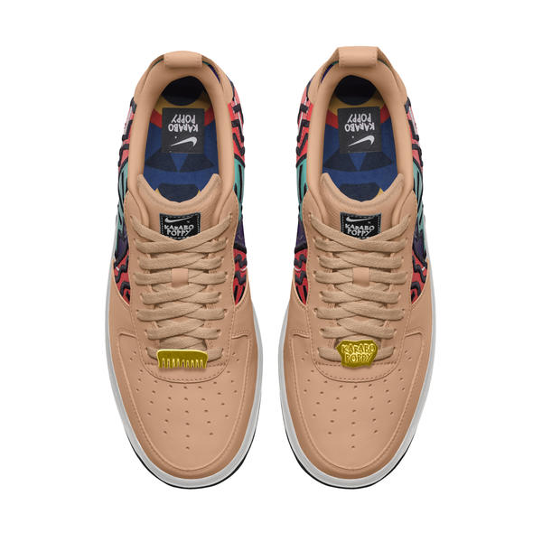 Nike By You Karabo Poppy Air Force 1 Low Official Images 13