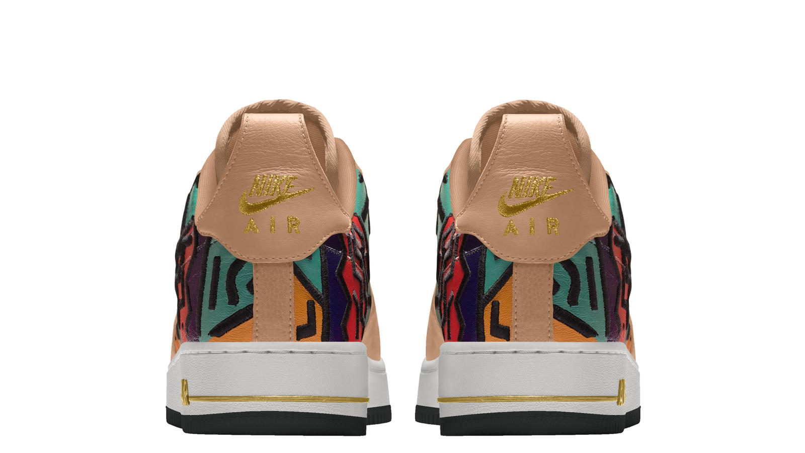 Karabo Poppy Nike By You Air Force 1 4