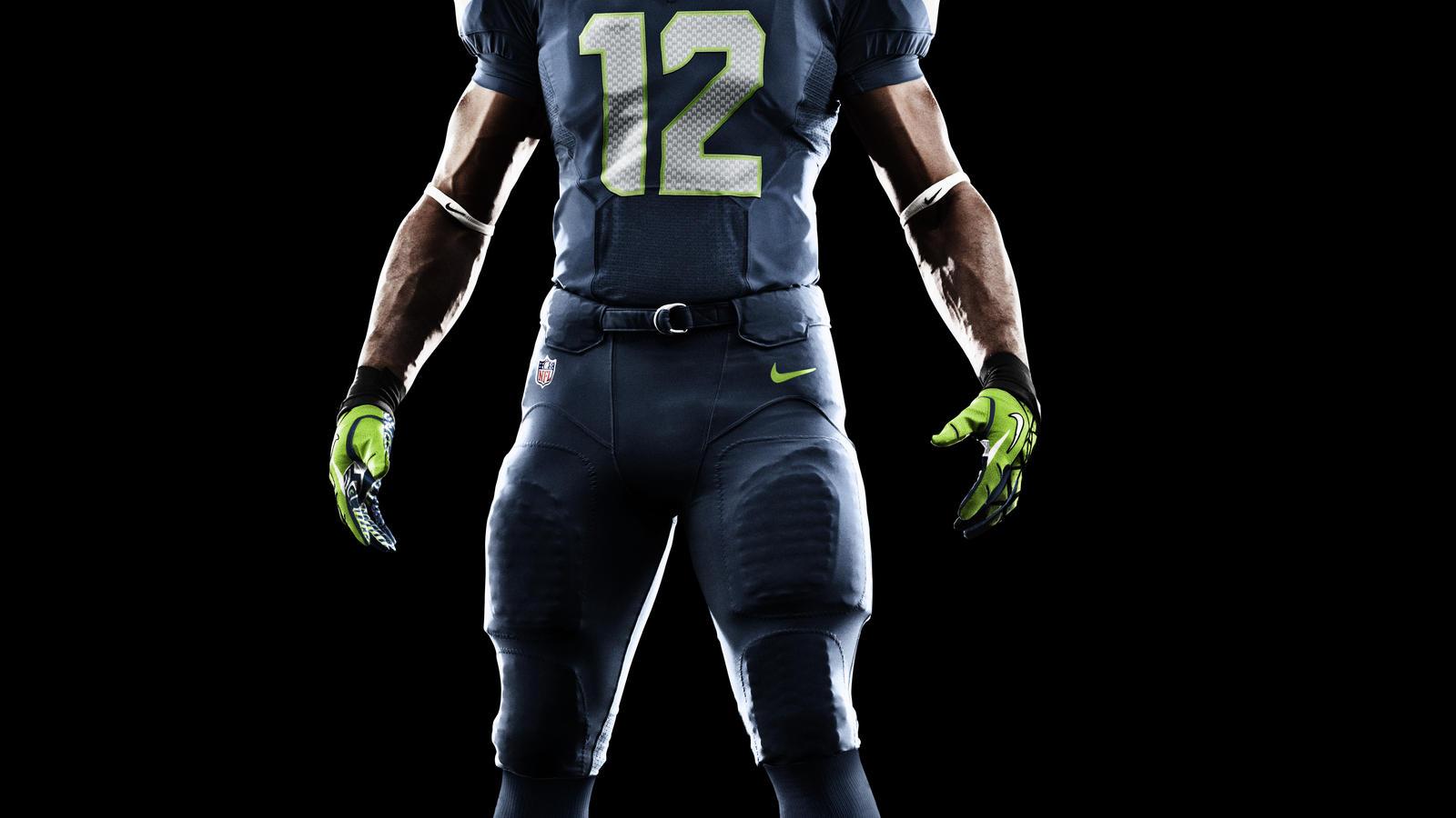 best website f90b0 c4304 Seattle Seahawks 2012 Nike Football Uniform - Nike News