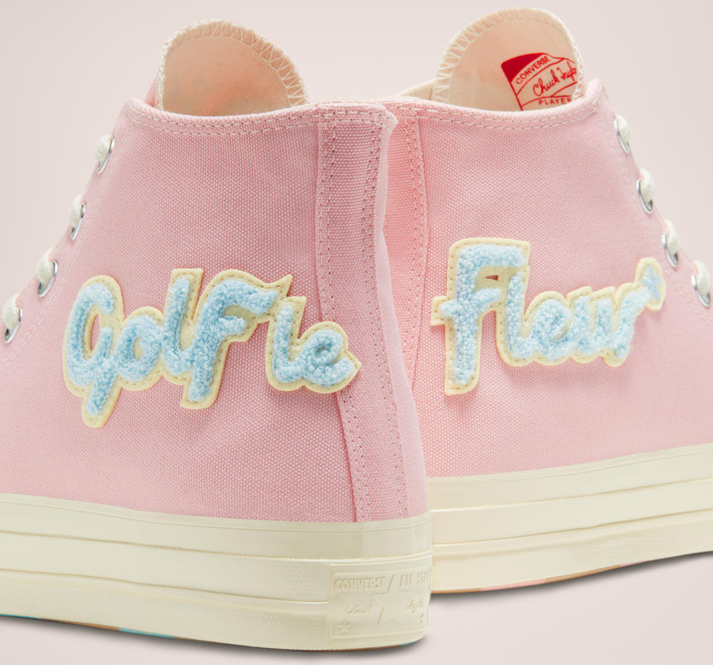 The GOLF le FLEUR* Gianno Takes Converse and Tyler, The Creator's Relationship to the Outer Limits
