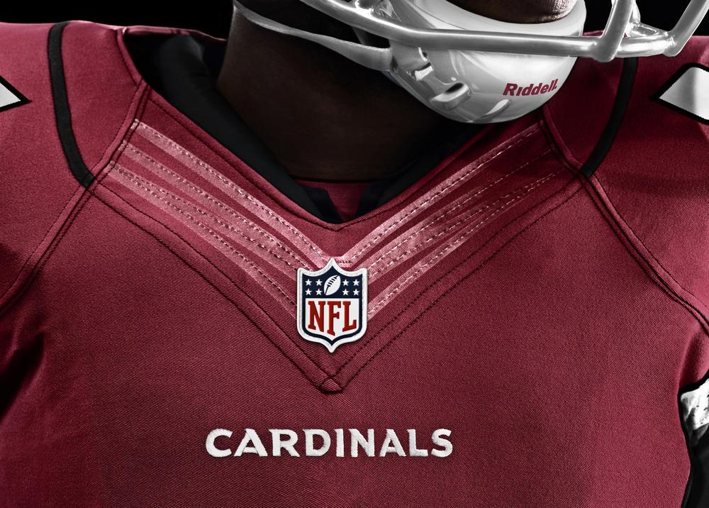 Arizona Cardinals 2012 Nike Football Uniform