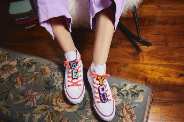 Converse x Millie Bobby Brown Official Images 5