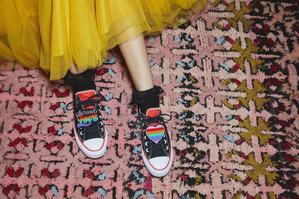 Converse x Millie Bobby Brown Official Images 8