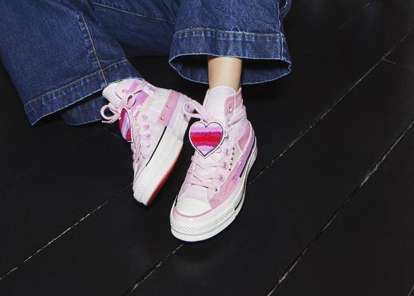 Converse x Millie Bobby Brown Official Images 11