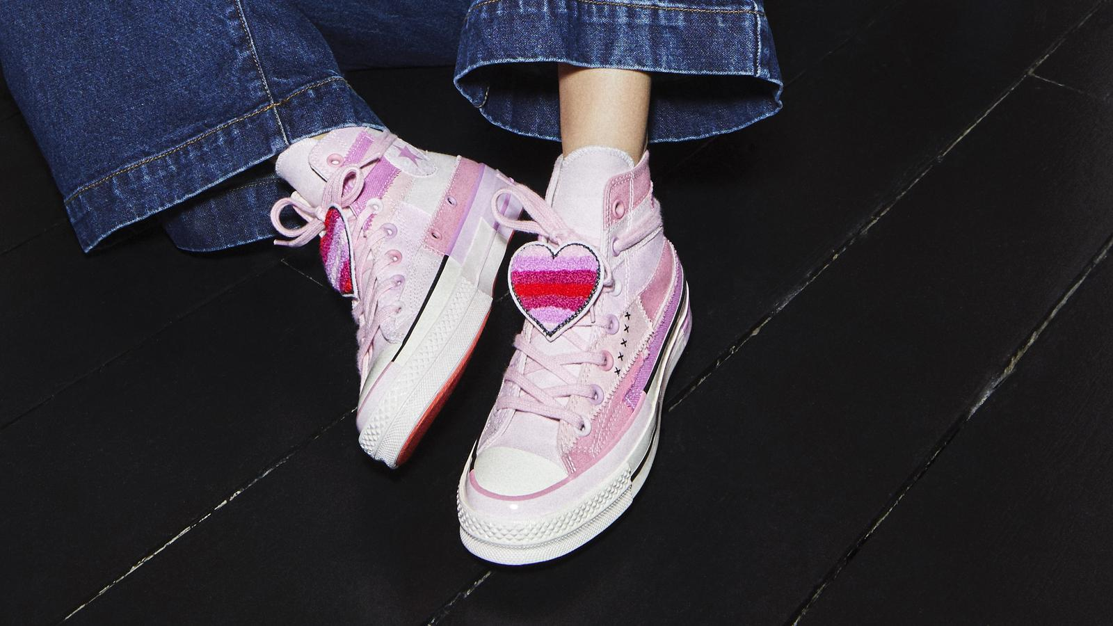 Converse x Millie Bobby Brown Chuck