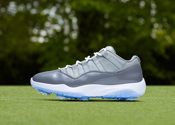 Air Jordan 11 Low Golf Cool Grey - Nike