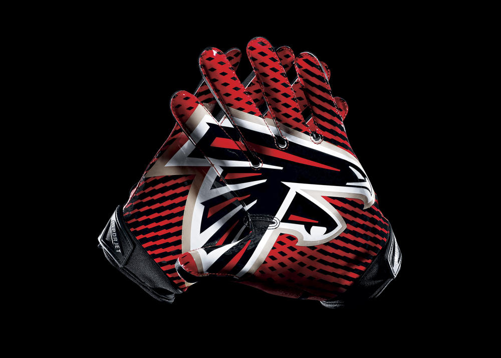 Atlanta Falcons 2012 Nike Football Uniform