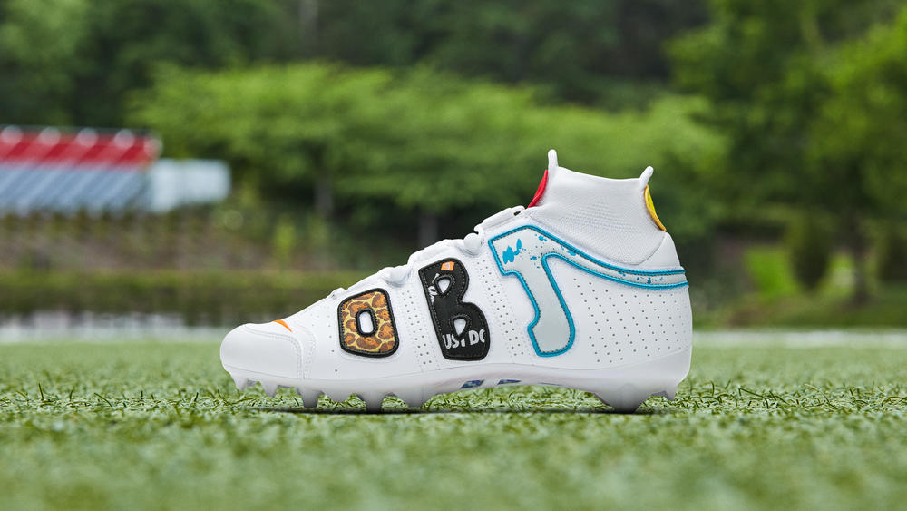 OBJ's Week 11 Pregame Cleats are Tailor-made for You, By You