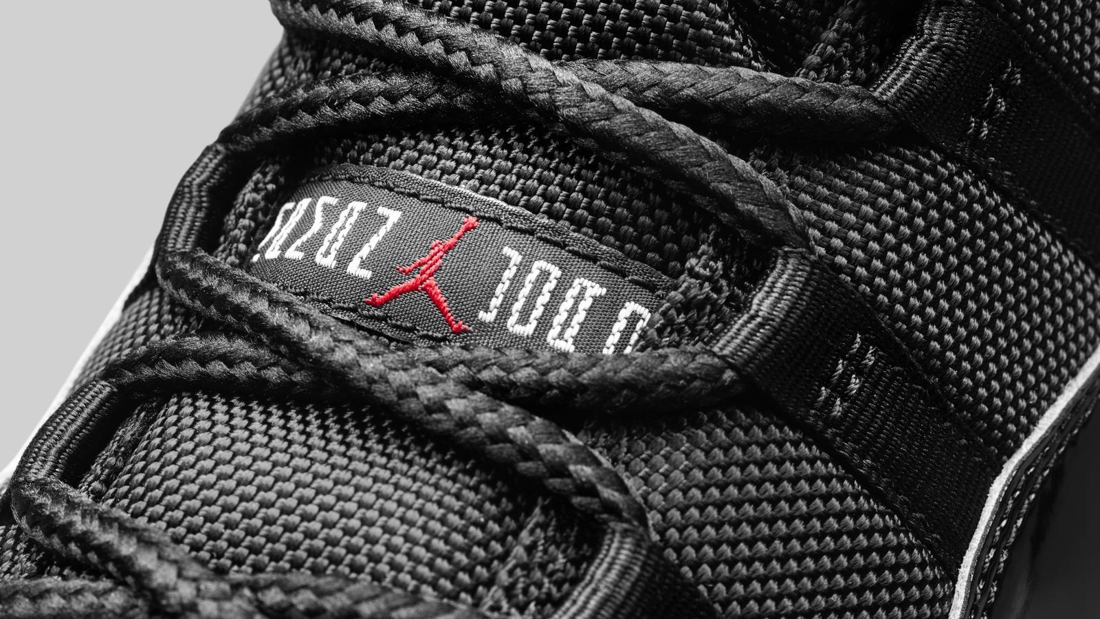 Air Jordan 11 Black True Red White