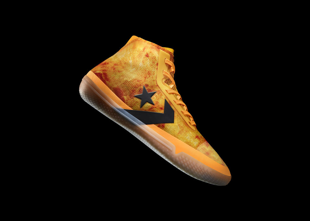 """Converse All Star Pro BB """"Flames"""" Official Images and Release  1"""