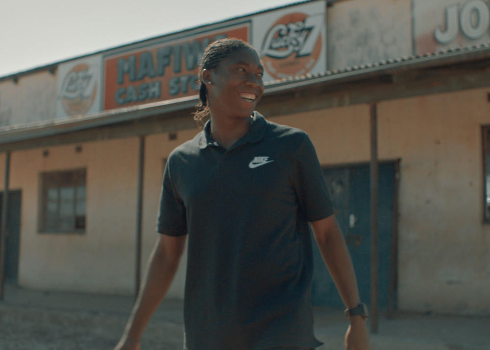 Watch Caster Semenya Return Home