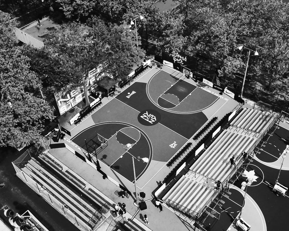 Nike's Partnership with the NYC Parks Department Energizes a Truly Special Connection