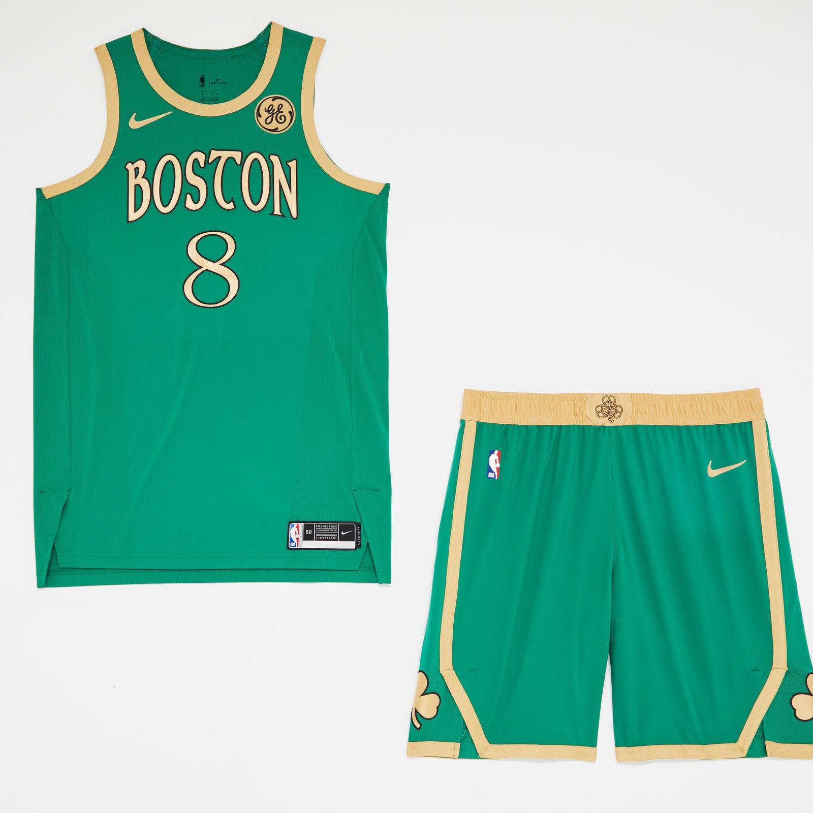 Nike NBA City Edition Uniforms 2019-20