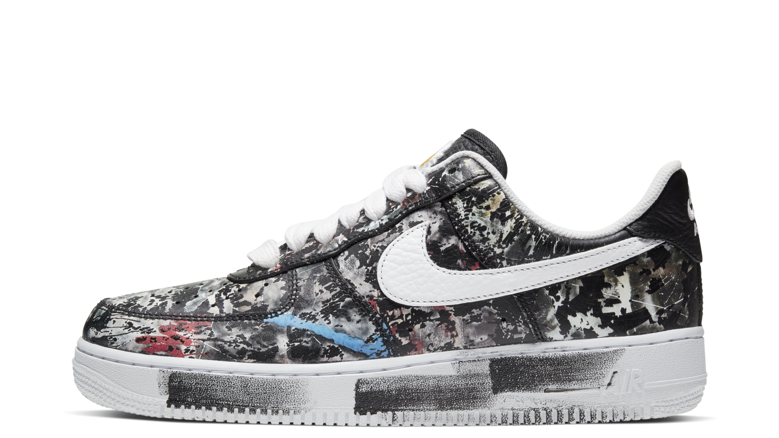 G-DRAGON Air Force 1 Release Details  5