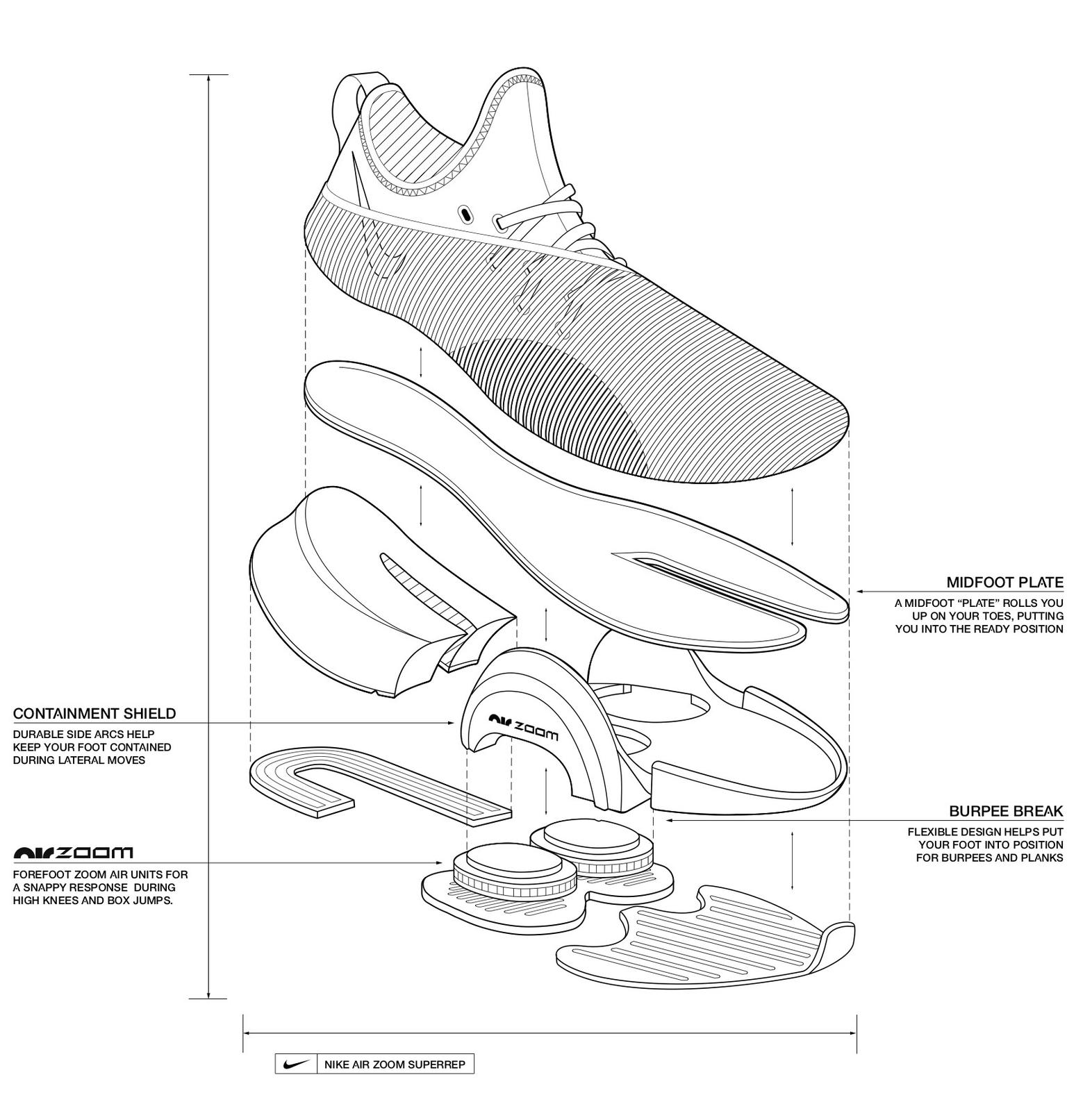 Nike Air Zoom SuperRep Official Images and Release Date