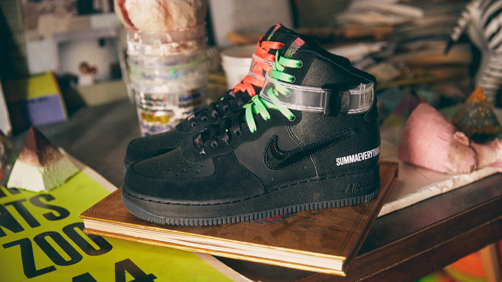 AF-1 ALL FOR 1 – Los Angeles Lauren Halsey Official Images and Release Date 1