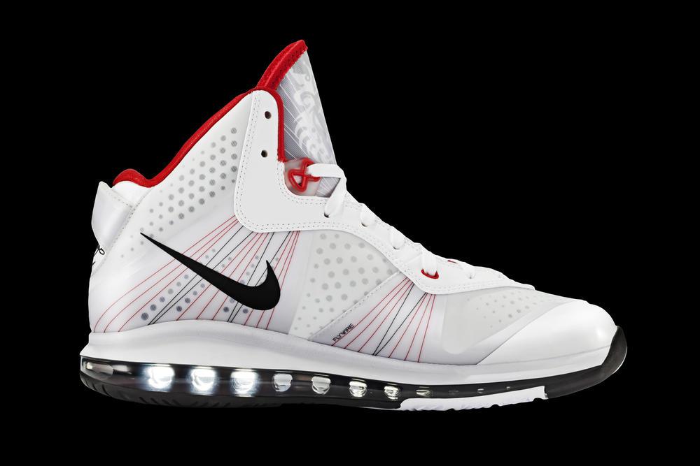 Nike, LeBron James unveil LEBRON 8 V/2