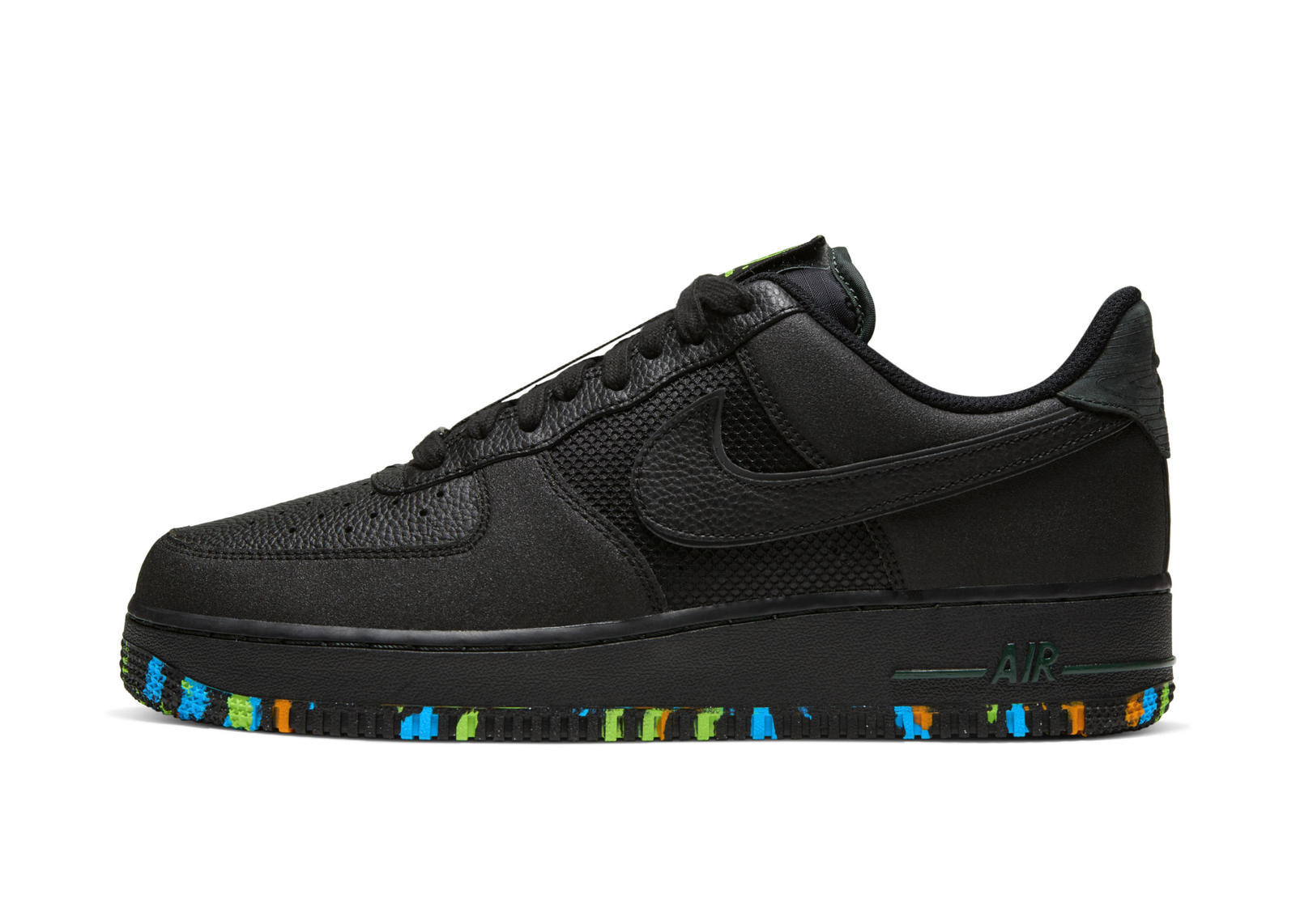 Nike NYC Parks Department Apparel and Air Force 1 Official Images and Release Date 2