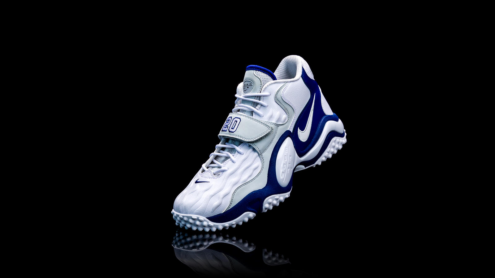 Barry Sanders Nike Air Zoom Turf Jet 97 0