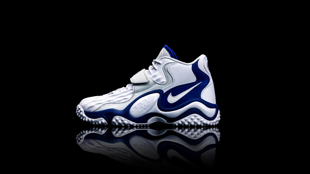 A Career Immortalized: Barry Sanders' On-Field Contributions Honored on Latest Nike Air Zoom Turf Jet 97