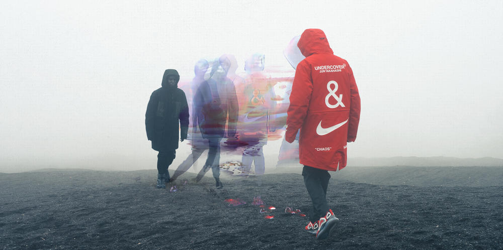 Embrace Audacity with Nike x Undercover's Winter Collection