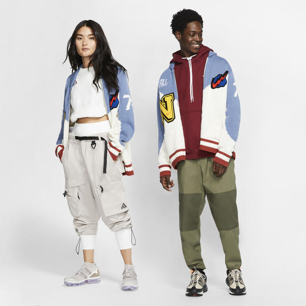 Nike Pro Club White Space Sweater Official Images 1