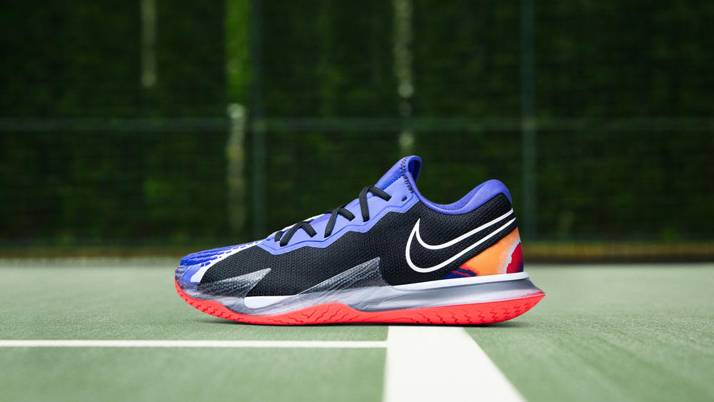How NikeCourt's Newest Shoe Unlocks One of the Most Critical Movements in Tennis