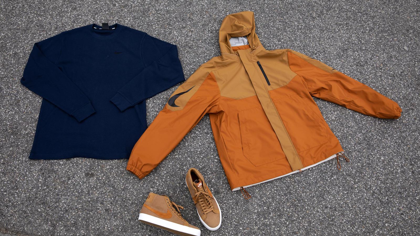 Nike SB Oski Orange Label Collection SB Blazer SB Dunk
